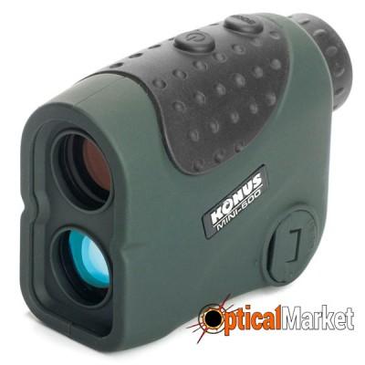 Лазерный дальномер Konus Mini-600 6x25