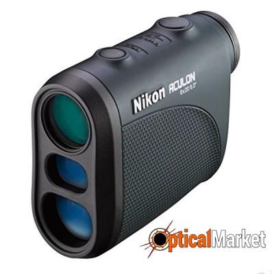 Лазерный дальномер Nikon Aculon AL11 6x20