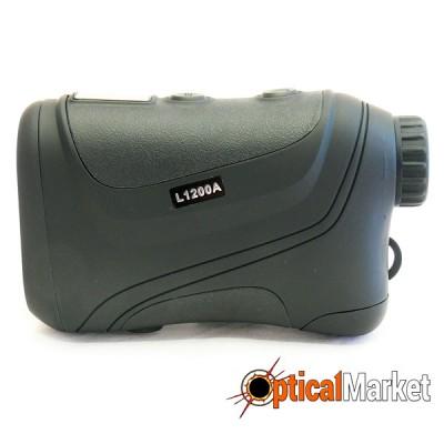 Лазерний далекомір Sigeta iMeter L1200A Black