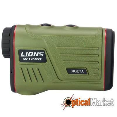 Лазерний далекомір Sigeta Lions W1200A