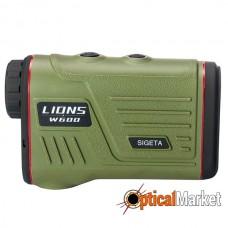 Лазерний далекомір Sigeta Lions W600A