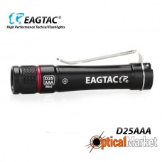 Фонарь Eagletac D25AAA Edison UV (395nm) Red