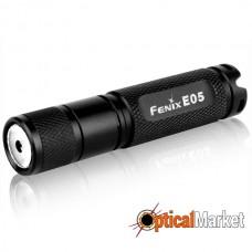 Фонарь Fenix E05 Cree XP-E R2 LED черный