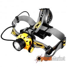 Налобный фонарь Fenix HP11 Cree XP-G R5 желтый