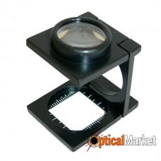 Лупа Konus Linen Tester 8x Aplanatic