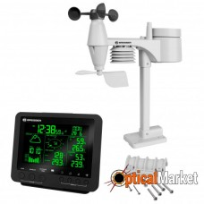 Метеостанція Bresser Weather Center 5-in-1 256 colour Black