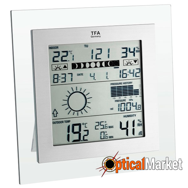 Цифровая метеостанция TFA 35.1102.01