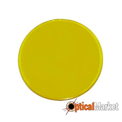 Фильтр Delta Optical для микроскопов желтый