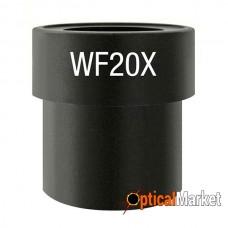 Окуляр Bresser Plan WF20x (30мм)