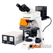 Микроскоп Bresser Fluorescence Science ADL-601F 40x-1000x