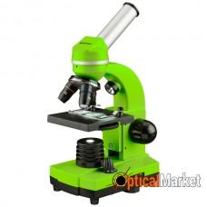 Микроскоп Bresser Biolux SEL 40x-1600x Green (смартфон-адаптер)
