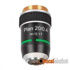 Об'єктив Delta Optical Plan IOS 20x (Evolution 300)