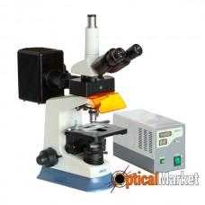 Мікроскоп Delta Optical Evolution 100 Trino Plan Fluo