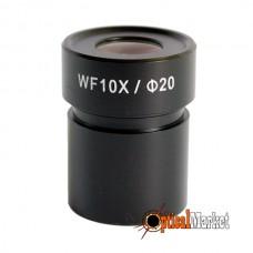 Окуляр Delta Optical WF10x/20мм мікрометричний