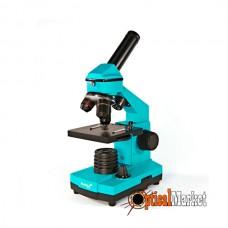 Микроскоп Levenhuk 2L NG Azure