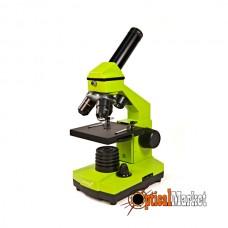 Микроскоп Levenhuk 2L NG Lime
