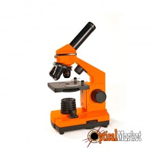 Микроскоп Levenhuk 2L NG Orange