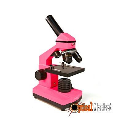 Микроскоп Levenhuk 2L NG Rose