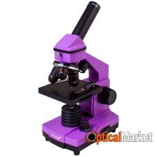 Микроскоп Levenhuk Rainbow 2L Plus Amethyst