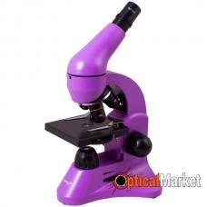 Микроскоп Levenhuk Rainbow 50L Amethyst