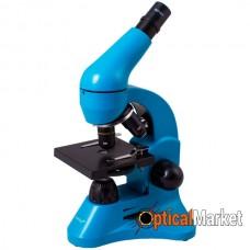 Микроскоп Levenhuk Rainbow 50L Azure