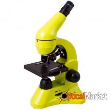 Микроскоп Levenhuk Rainbow 50L Lime