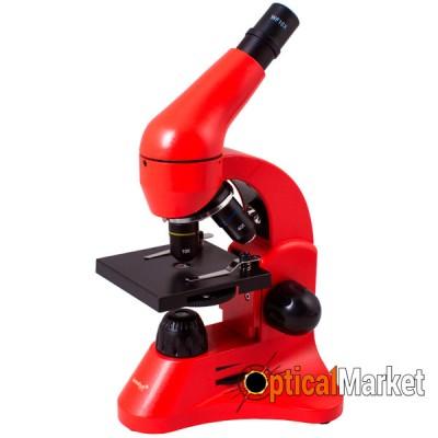 Микроскоп Levenhuk Rainbow 50L Orange
