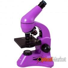 Микроскоп Levenhuk Rainbow 50L Plus Amethyst
