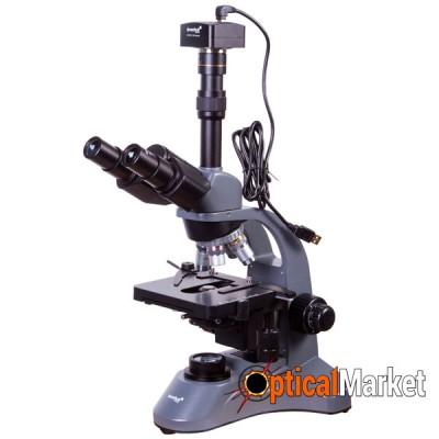 Микроскоп Levenhuk D740T с камерой 5.1Mpix