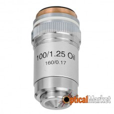 Об'єктив Sigeta Achromatic 100x/1.25 Oil