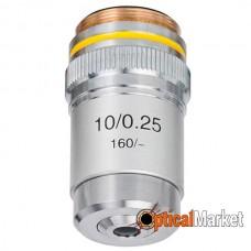 Об'єктив Sigeta Achromatic 10x/0.25