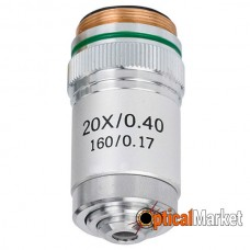 Об'єктив Sigeta Achromatic 20x/0.40
