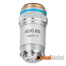 Об'єктив Sigeta Achromatic 40x/0.65