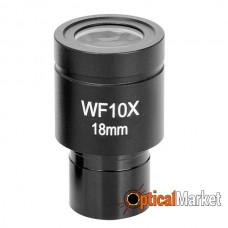 Окуляр Sigeta WF10x/18мм