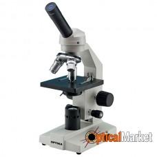 Микроскоп Optika M-100FLed 40x-1600x Mono