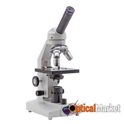 Микроскоп Optika M-100FLed 40x-400x Mono