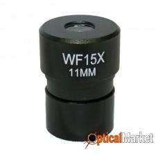 Окуляр Sigeta WF15x/11мм