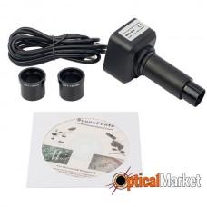 Цифровая камера Sigeta MDC-320 CCD 3.2MP для микроскопа