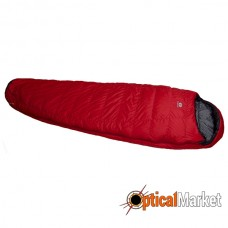 Спальний мішок Sir Joseph Rimo II 1000/170/-13.5°C Red/Anthracite (Left)