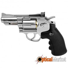 Револьвер пневматический ASG Dan Wesson 2.5'' Silver