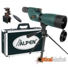 Подзорная труба Alpen 20-60x60 N KIT WP