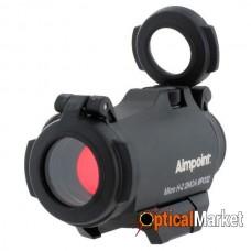 Прицел коллиматорный Aimpoint Micro H-2 2MOA Weaver/Picatinny