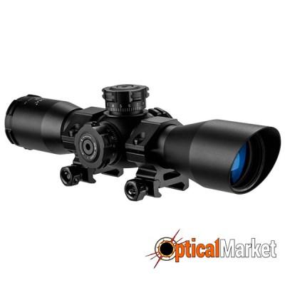 Прицел оптический Barska Contour 4x32 (Mil-Dot IR)