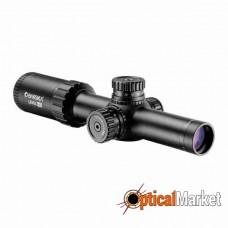 Прицел оптический Barska Level HD 1-4x24 (IR HRS .223 BDC R/G)