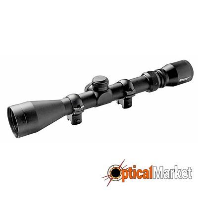 Прицел оптический Bresser TrueView Hunter 3-9x40 (Duplex)