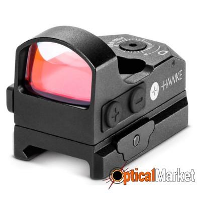 Прицел коллиматорный Hawke Micro Reflex Sight 1x WP 3 MOA (Weaver)