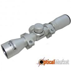 Прицел оптический Konus KonusPro 4x32 Silver (30/30)