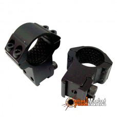 "Кольца для прицела Hawke Matchmount #HM6106 1""/9-11mm/High"