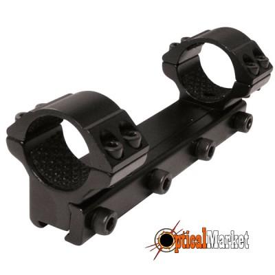 "Моноблок для прицела Hawke Matchmount #HM6144 9-11mm / 1pc / 1"" Med"