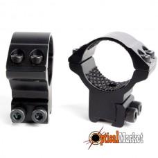 Кольца для прицела Hawke Matchmount #HM6162 30mm/9-11mm/High
